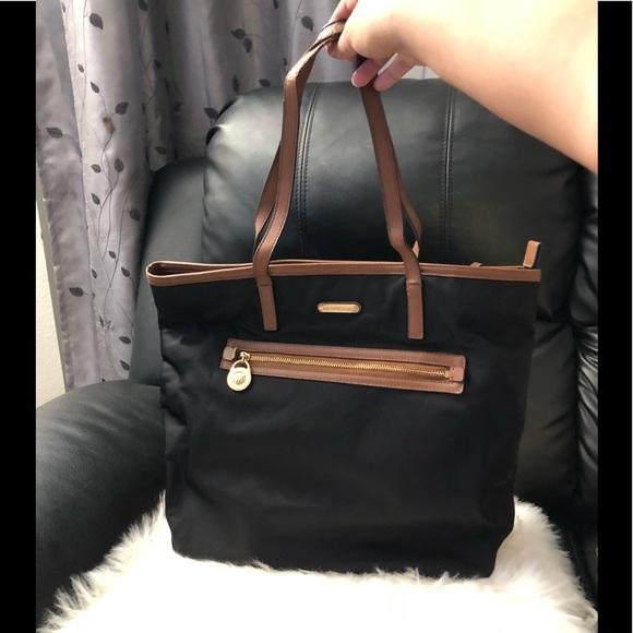 c2e6c24abb07 Michael Kors Bags   Sale Today Only Nylon Tote Bag A4   Poshmark